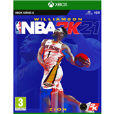 SX game NBA 2K21
