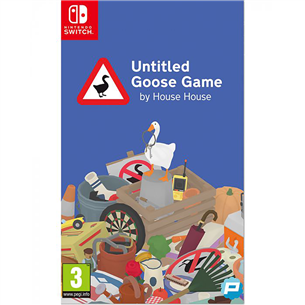 Игра Untitled Goose Game для Nintendo Switch