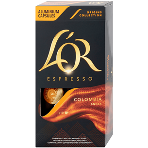 Coffee capsules L'OR Colombia 8711000360613