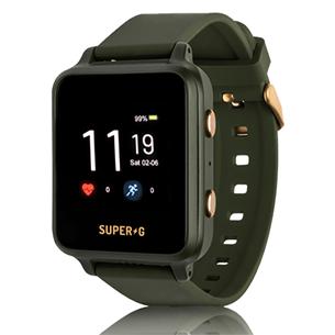 Детские смарт-часы Super-G Active SUPERGACTIVE-GREEN