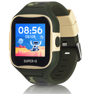Детские смарт-часы Super-G Blast SUPERGBLAST-GREEN