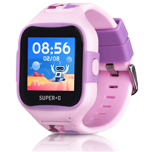 Детские смарт-часы Super-G Blast SUPERGBLAST-PINK