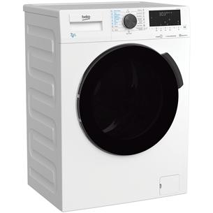 Washing machine-dryer Beko (7 kg / 4 kg)
