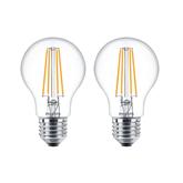 2 x LED lamp Philips (E27, 60W)