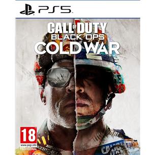 Spēle priekš PlayStation 5, Call of Duty: Black Ops Cold War 5030917292460