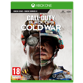 Xbox One game Call of Duty: Black Ops Cold War