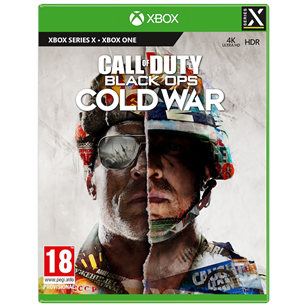 Xbox One / Series X/S game Call of Duty: Black Ops Cold War