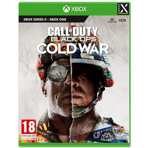Игра Call of Duty: Black Ops Cold War для Series X