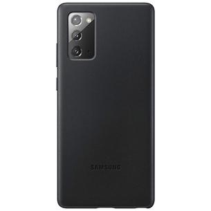 Ādas apvalks priekš Galaxy Note 20, Samsung EF-VN980LBEGEU