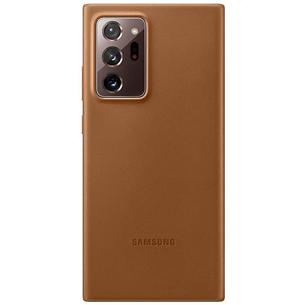 Ādas apvalks priekš Galaxy Note20 Ultra, Samsung