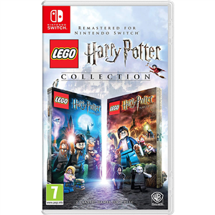 Switch game LEGO Harry Potter Collection 1-7