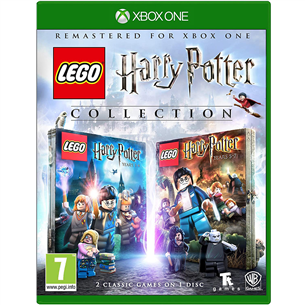 Xbox One game LEGO Harry Potter Collection 1-7