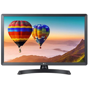 28 HD LED monitors ar TV uztvērēju, LG
