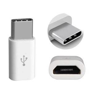 Adapteris MicroUSB uz Type-C USB, Mocco