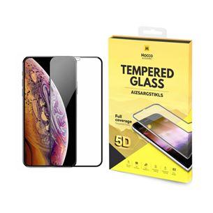 Aizsargstikls Full Glue 5D priekš Apple iPhone 11 Pro Max, Mocco