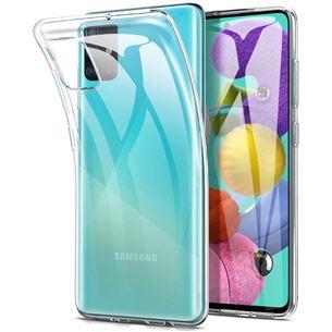 Silikona apvalks priekš Samsung Galaxy A51, Mocco