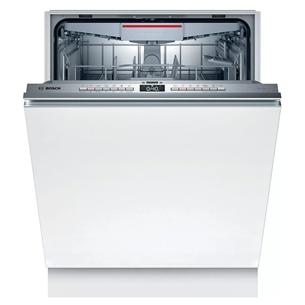 Iebūvējama trauku mazgājamā mašīna, Bosch / 13 komplektiem SMV4HVX33E