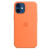 Apple iPhone 12 mini silicone case MagSafe