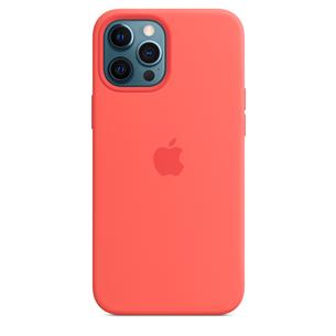 Silikona apvalks MagSafe Apple iPhone 12 Pro Max