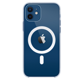 Прозрачный чехол MagSafe для Apple iPhone 12 / 12 Pro