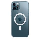 Прозрачный чехол MagSafe для Apple iPhone 12 Pro Max