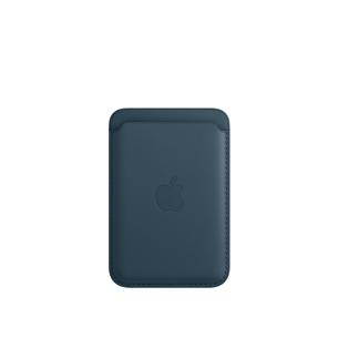 Кожаный чехол-бумажник MagSafe для Apple iPhone MHLQ3ZM/A