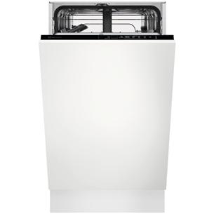 Iebūvējama trauku mazgājamā mašīna, Electrolux / 9 komplektiem