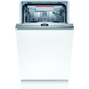 Интегрируемая посудомоечная машина Bosch (10 комплектов посуды) SPH4EMX28E