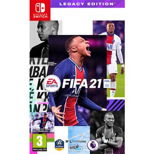 Игра FIFA 21 для Nintendo Switch