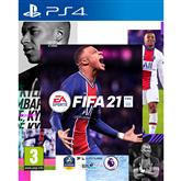 Spēle priekš PlayStation 4, FIFA 21