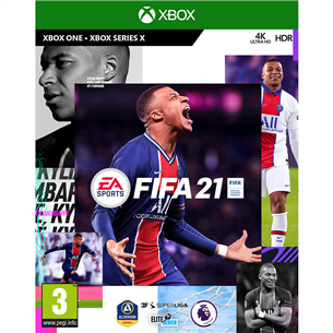 Xbox One / Series X/S game FIFA 21