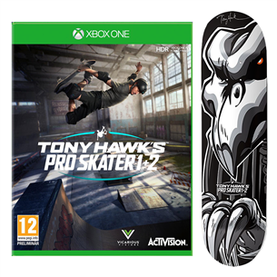 Spēle priekš PlayStation 4, Tony Hawks Pro Skater 1+2 Collectors Edition