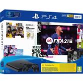 Spēļu konsole PlayStation 4 Slim, Sony / 500 GB + FIFA 21
