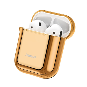 Apvalks Shining Hook Case priekš Apple Airpods, Baseus ARAPPOD-A0V
