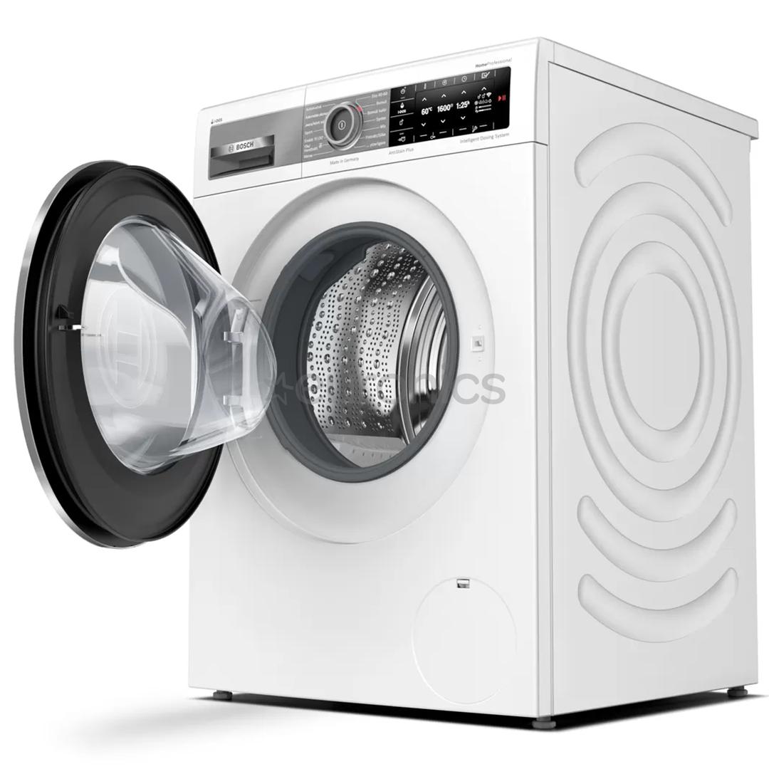 Veļas mazgājamā mašīna HomeProfessional, Bosch (10 kg)
