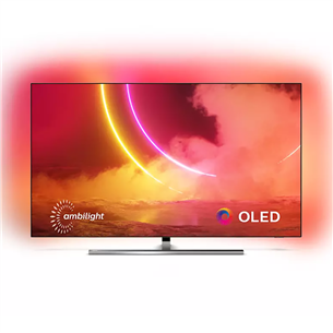 55'' Ultra HD 4K OLED televizors, Philips 55OLED855/12