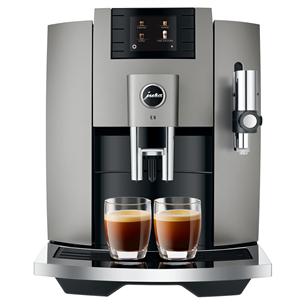 Espresso machine JURA E8 Dark Inox 15364