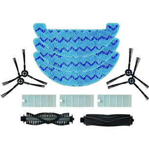 Комплект оригинальных аксессуаров для робота-пылесоса Zaco A9s