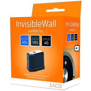 Virtuālā siena robotam-putekļu sūcējam A9s/V85/A6, Zaco 501930