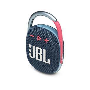 Портативная колонка Clip 4, JBL JBLCLIP4BLUP