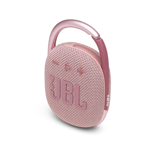 Портативная колонка Clip 4, JBL JBLCLIP4PINK