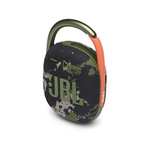Portable speaker JBL Clip 4 JBLCLIP4SQUAD
