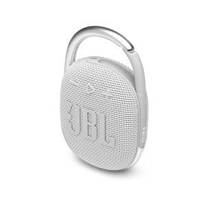 Portable speaker JBL Clip 4 JBLCLIP4WHT