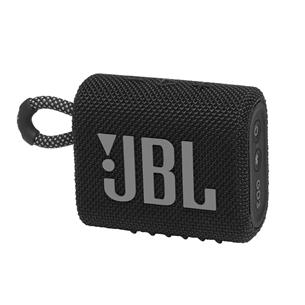 Portatīvais skaļrunis GO 3, JBL JBLGO3BLK