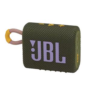 Portable speaker JBL GO 3 JBLGO3GRN