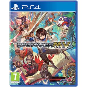 Spēle priekš PlayStation 4, RPG Maker MV 810023031758