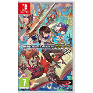Spēle priekš Nintendo Switch, RPG Maker MV 810023031833
