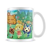 Krūze Animal Crossing Line Up