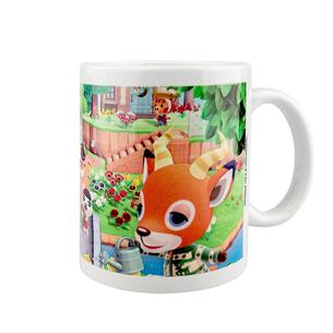Krūze Animal Crossing Spring