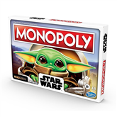 Board game Monopoly The Mandalorian: The Child